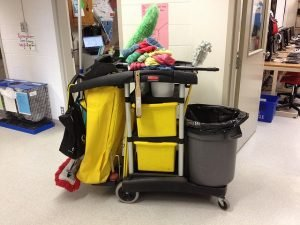 commercial janitor